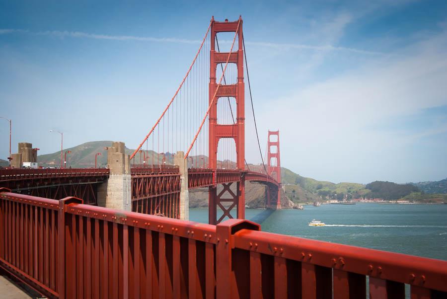 Gite da San Francisco