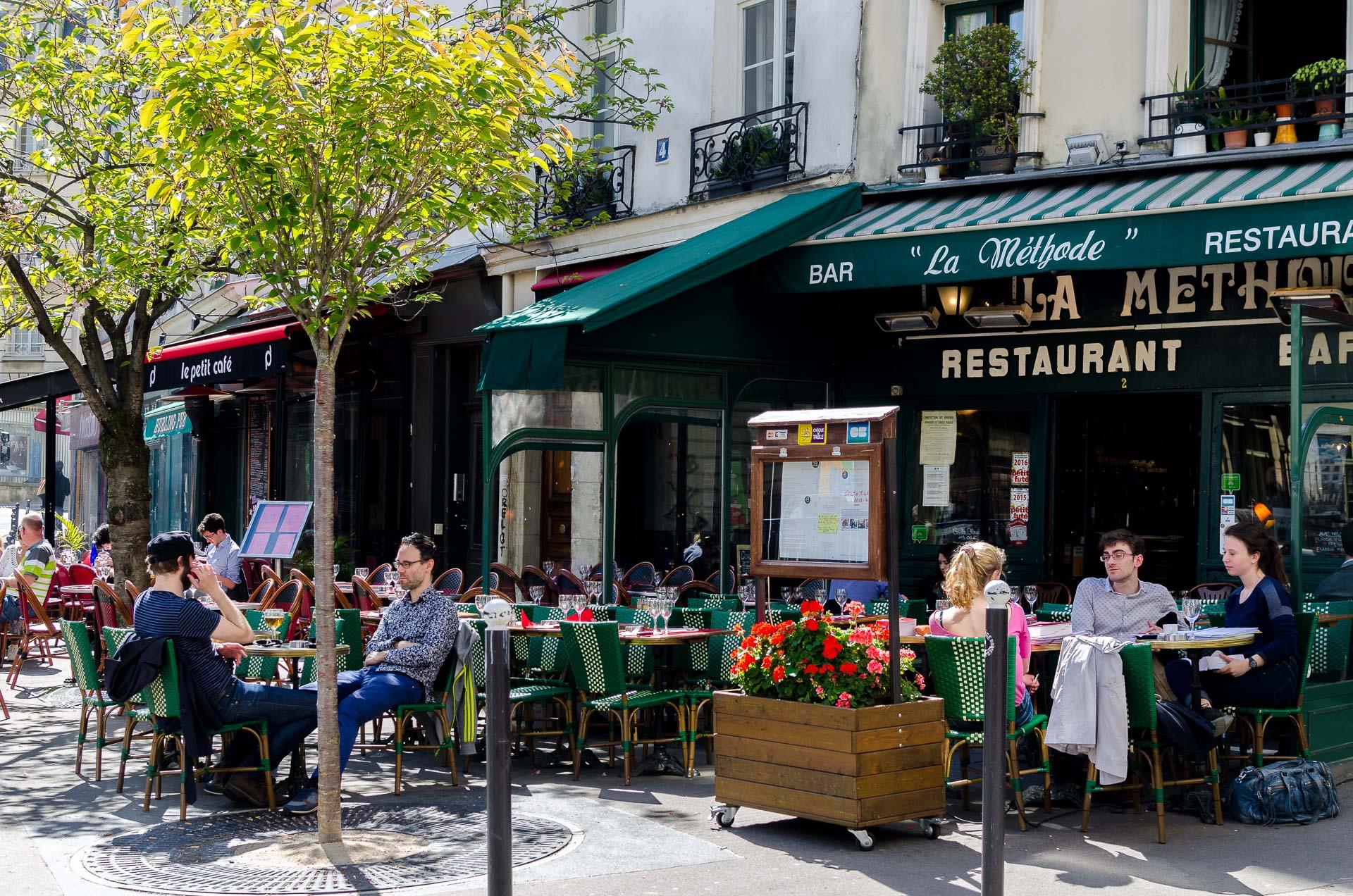 Parigi primavera