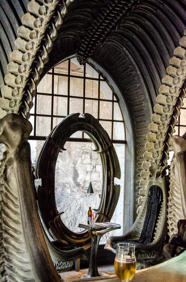 museo Giger Svizzera